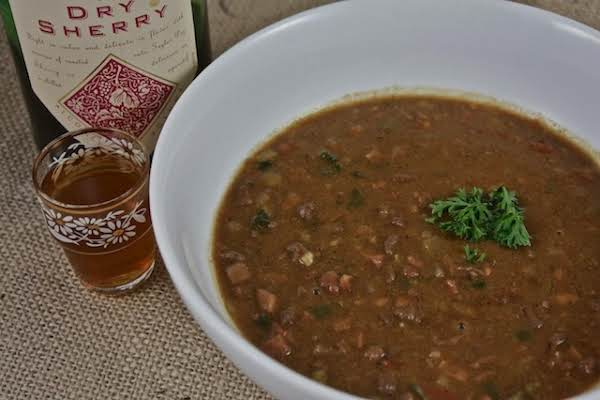Mock Turtle Soup Recipe