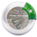 Honey and syrup GO Keyboard icon