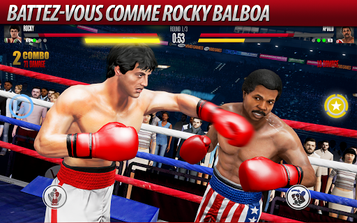 Real Boxing 2 ROCKY captures d'u00e9cran 2