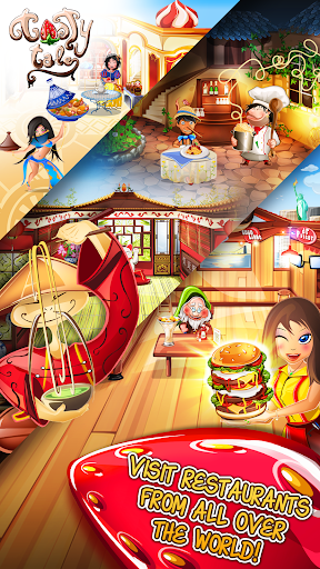 Tasty Tale: puzzle cooking game apkpoly screenshots 8
