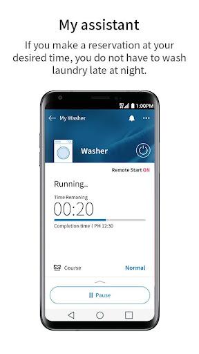 LG SmartThinQ screenshot 4