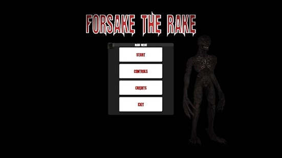 forsake the rake no wifi games