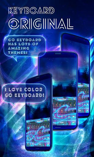 無料个人化AppのオリジナルのGOキーボード|記事Game