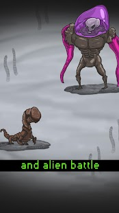 Alien Evolution World Screenshot