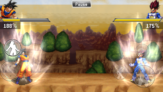 Dragon Fighter: Ball Z Screenshot