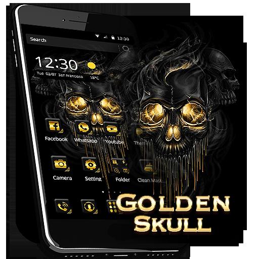Golden Skull Theme