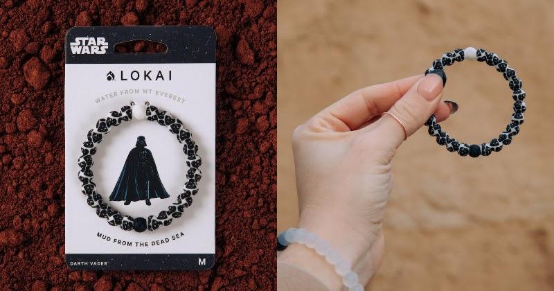 Dāvanas Star Wars faniem rokassprādze