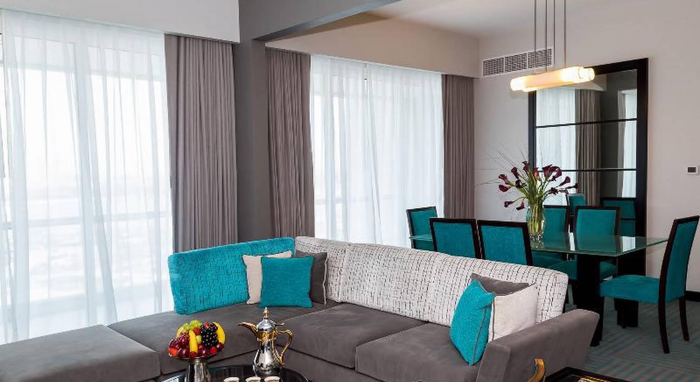 Flora Creek Deluxe Hotel Apartments