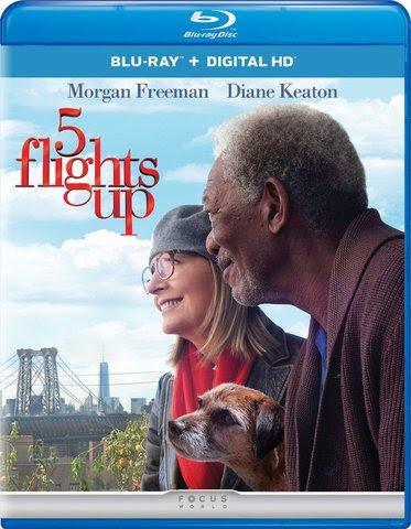 Filme Poster 5 Flights Up BRRip XviD & RMVB Legendado