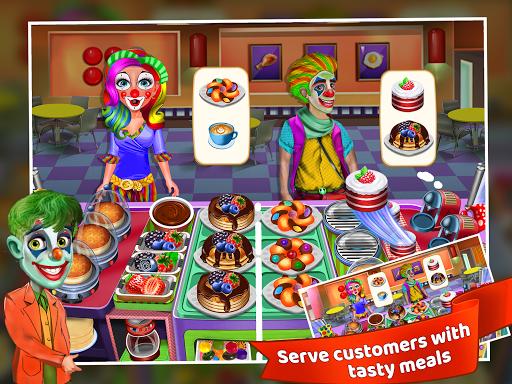 Télécharger Cooking Joker: Food Fever Restaurant Craze Kitchen mod apk screenshots 4