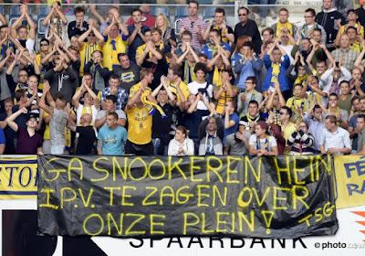 À l'image des grands clubs belges, le STVV lance une tribune pour aveugles et malvoyants