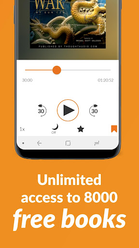 Audiobooks.com - Get Any Audiobook Free screenshot