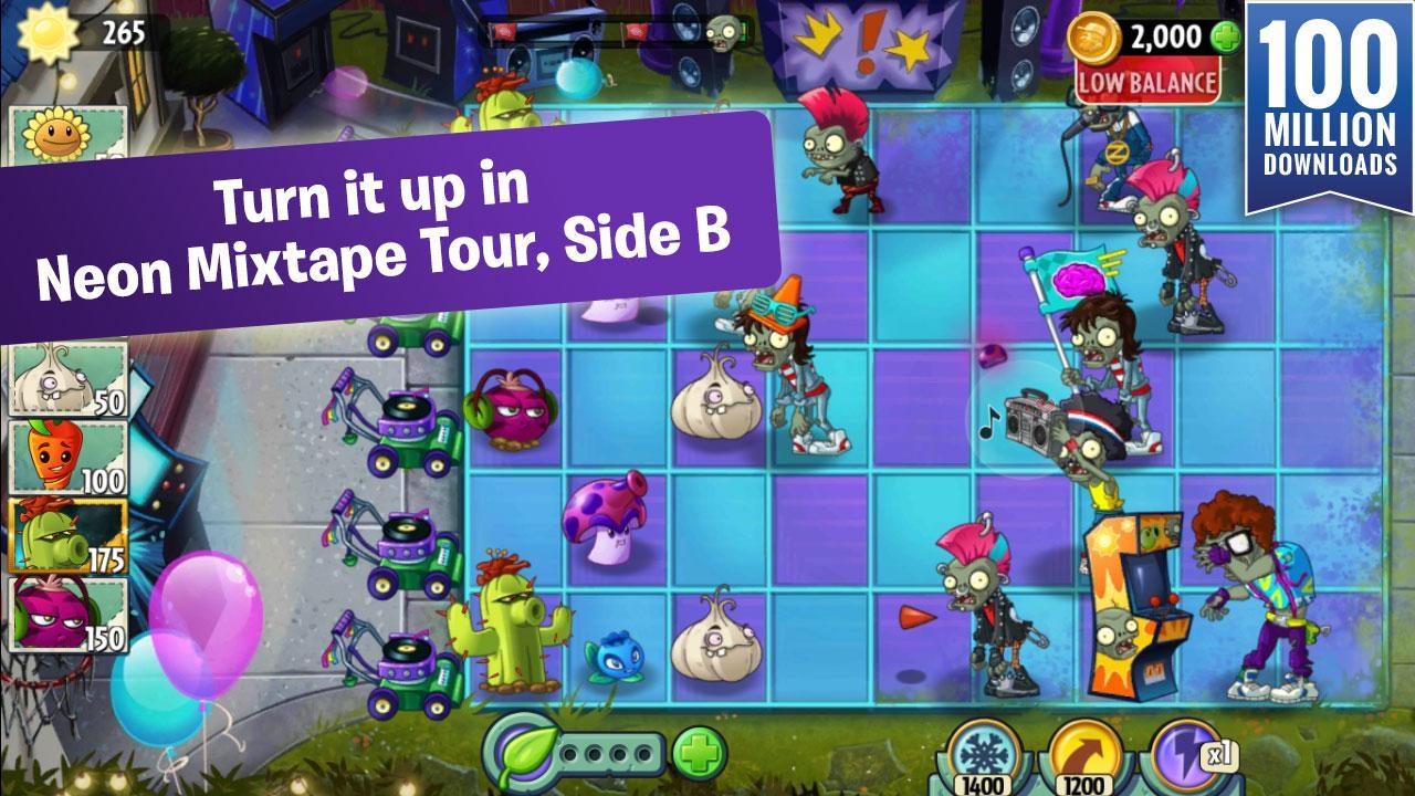 Plants vs. Zombies™ 2- screenshot