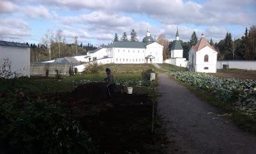 Photo: Монастырские сельхозугодья