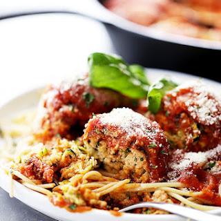 "Ricotta Zucchini ""Meatballs"""
