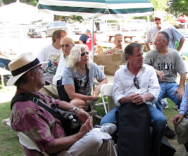 Photo: Gene Lowinger, Lynn Lipton, Tom, Marc Berman- Photo by Fred Robbins