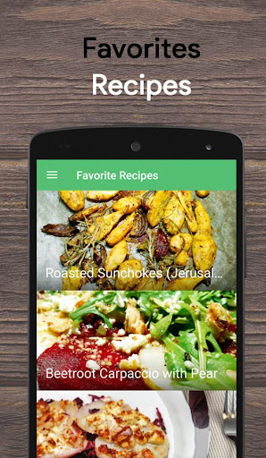SuperFood - Healthy Recipes screenshot