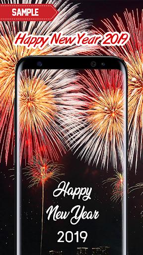 Happy New Year 2019 Wallpaper 2.0 screenshots 2
