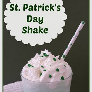 Saint Patrick'S Day Shake Recipe