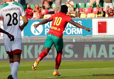 """Bij KV Oostende draait het goed de laatste weken: """"We krijgen veel vertrouwen van de trainer"""""""