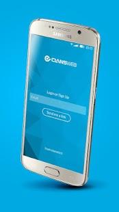 Clansweb Communicator - náhled
