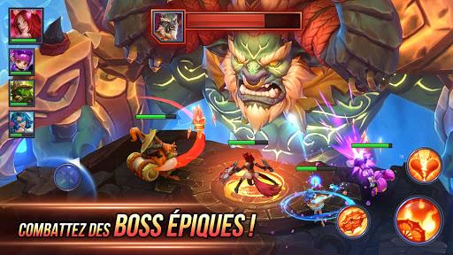 Télécharger Dungeon Hunter Champions: De l'Action RPG en ligne apk mod screenshots 4