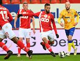 Mehdi Carcela déçu après la défaite contre Saint-Trond