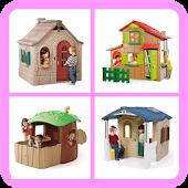 Kids House Memory Game
