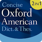 Concise Oxford American Dictionary & Thesaurus icon