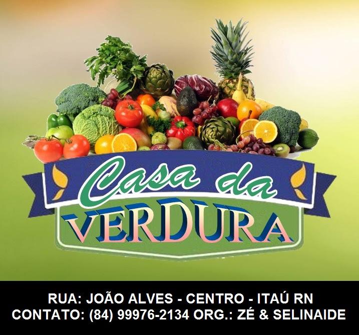 CASA DA VERDURA