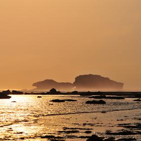 Dawn by Aris Setiarso - Landscapes Beaches