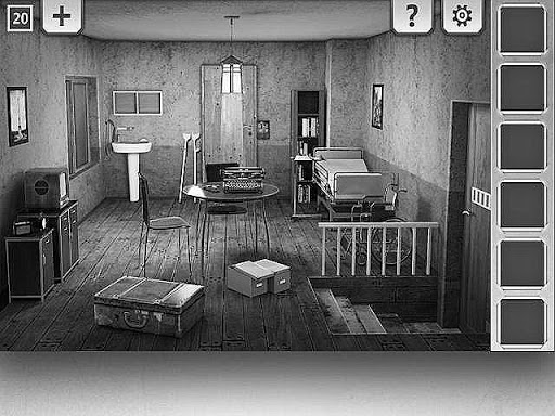 密室逃脱:无尽的房间