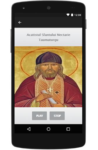 Acatistul Sf Nectarie 1.0 screenshots 4