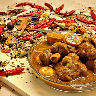 Goan Mutton Xacuti Recipe