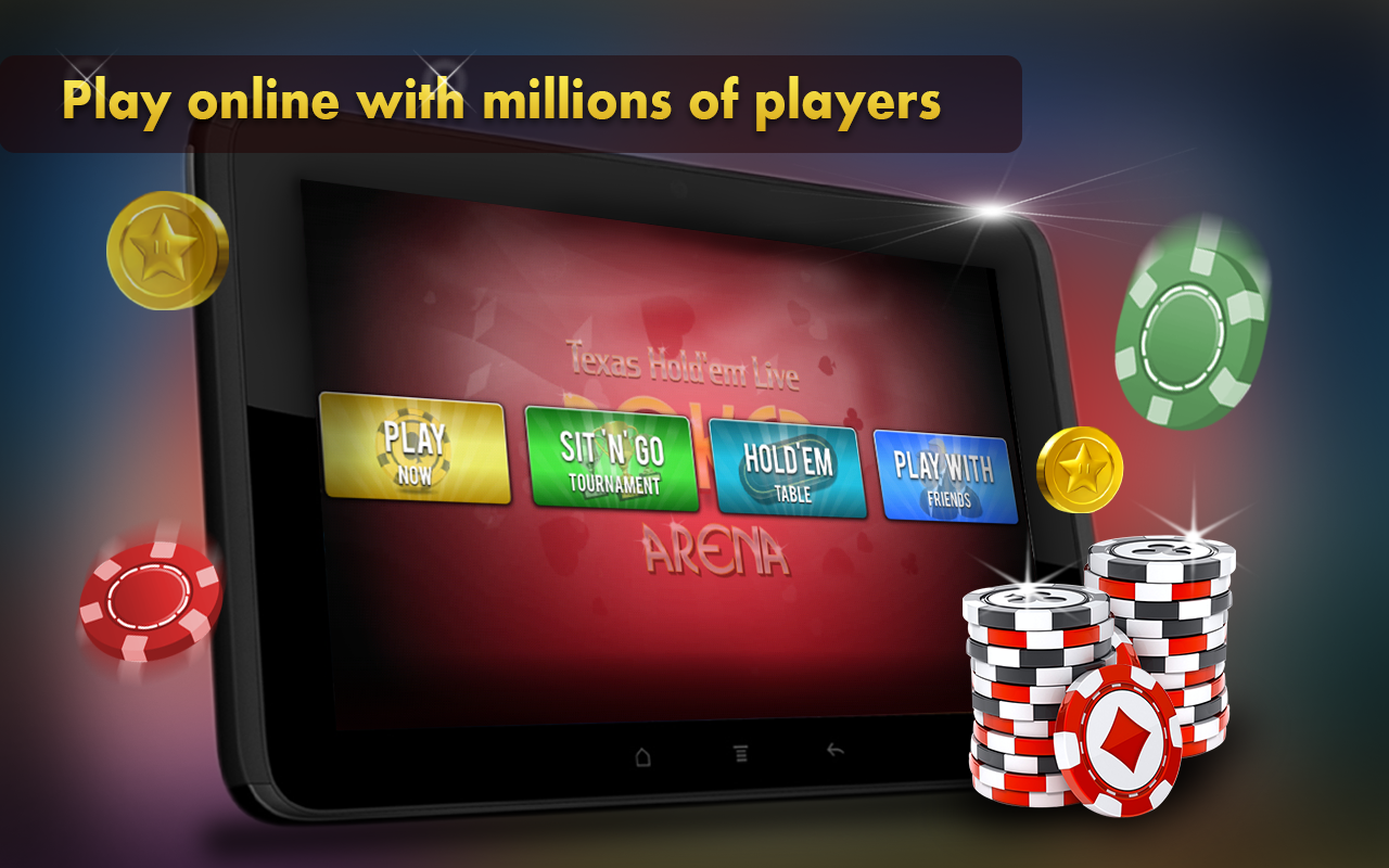 best offline poker android