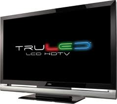 LED TV Side View