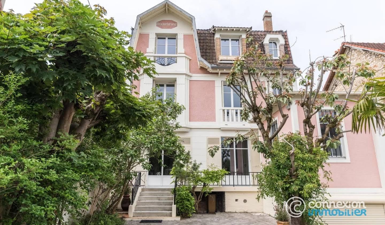 Maison avec jardin Montmorency