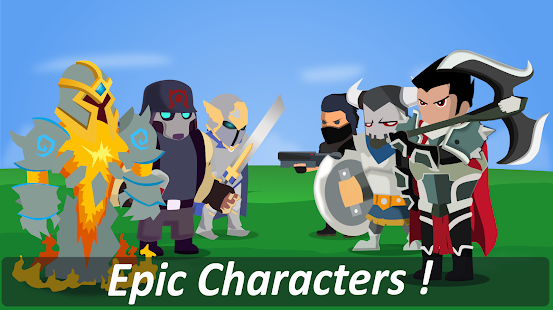 Game Battle of Cartoons APK for Windows Phone