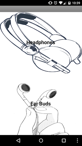 Headphone Finder