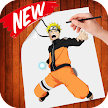 How to draw naruto step by step APK