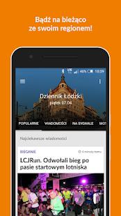 Dziennik Łódzki - náhled