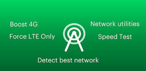 LTE Only,Network Detector,4G speed booster,4G lte - Apps on