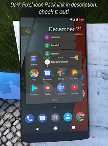 N/Pixel Dark Substratum Theme 230 (Patched) APK for Android