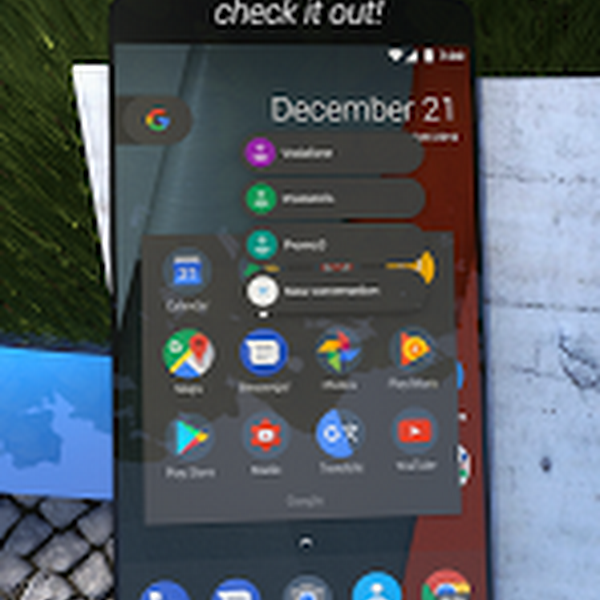 Pixel-Android O Dark Substratum Theme [+Legacy] v277 [Patched]