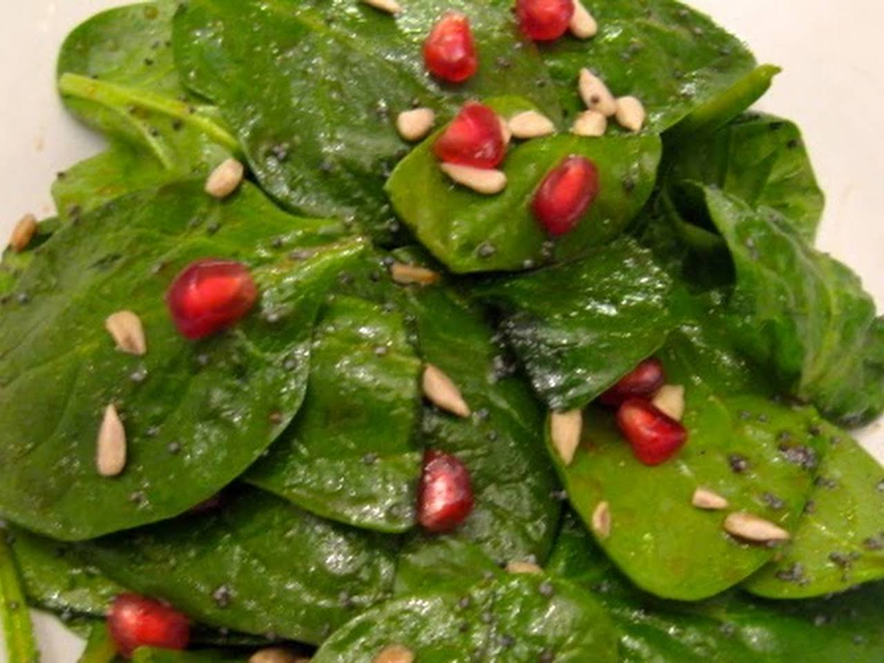 10 Best Raw Spinach Salad Recipes Yummly