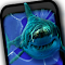 Angry Shark Pet Cracks Screen 2.8.2 Apk