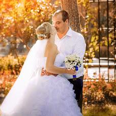 Wedding photographer Alena Shapar-Belik (AlenaArt). Photo of 25.10.2016