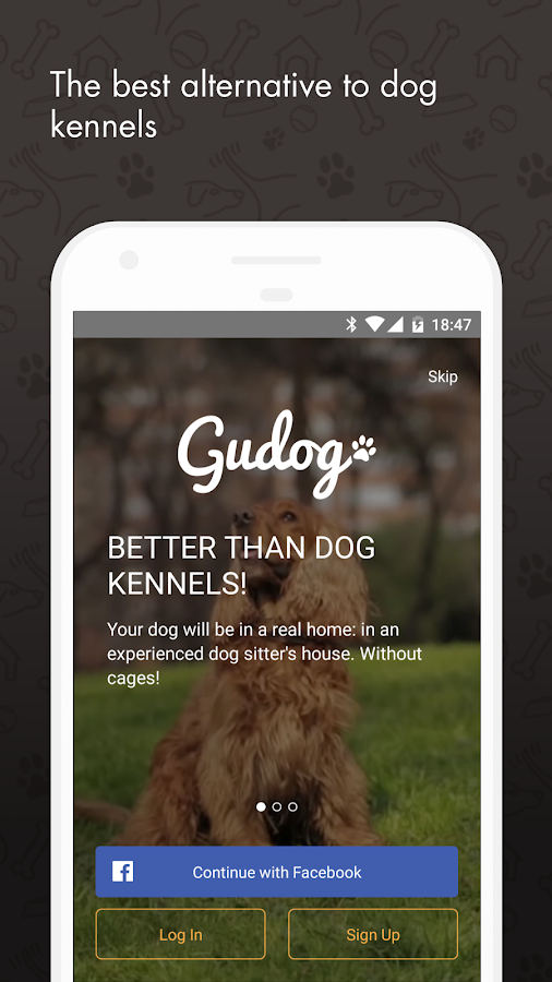 Gudog - Dog Sitters- screenshot