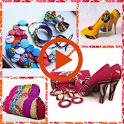Ankara Bags, Shoes & Accessories Tutorials icon