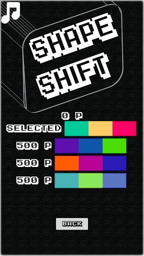 Shape Shift 1.1 screenshots 2